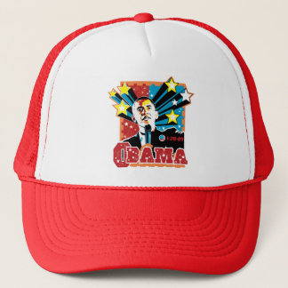 Gorra De Camionero Camisetas y regalos de Obama Inaugration