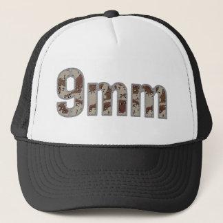 Gorra De Camionero camo del desierto de la munición de la munición de