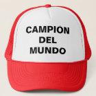 GORRA DE CAMIONERO CAMPEÓN DEL MUNDO