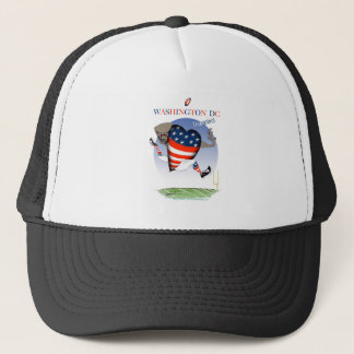 Gorra De Camionero Campeones del fútbol del Washington DC, fernandes
