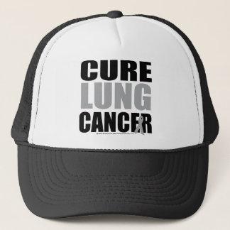 Gorra De Camionero Cáncer de pulmón de la curación