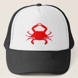 Gorra De Camionero Cangrejo rojo