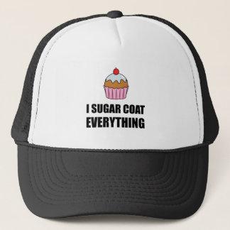 Gorra De Camionero Capa del azúcar todo magdalena