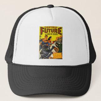 Gorra De Camionero Capitán Fure y los perros del espacio