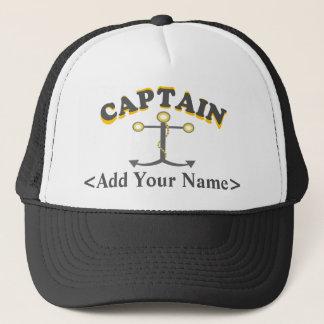 Gorra De Camionero Capitán personalizado Hat