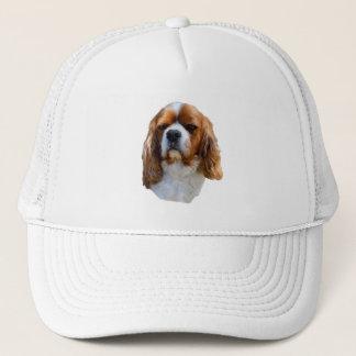 Gorra De Camionero Cara arrogante del perro del perro de aguas,