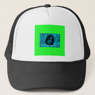 Gorra De Camionero Cara del dinero del amante del efectivo (plástico