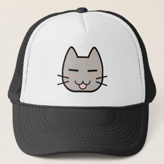 Gorra De Camionero Cara del gato