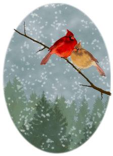 Gorra De Camionero cardenales en invierno d959be31eba