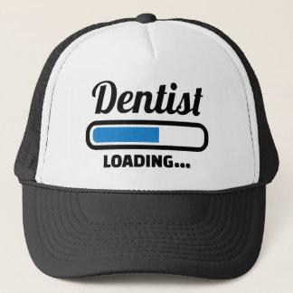 Gorra De Camionero Cargamento del dentista
