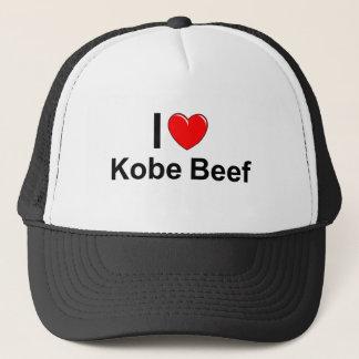 Gorra De Camionero Carne de vaca de Kobe