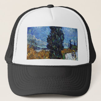 Gorra De Camionero Carretera nacional de Vincent van Gogh en Provence