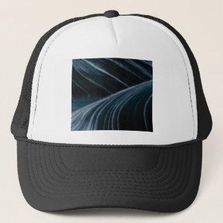 Gorra De Camionero carriles negros de la sombra