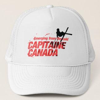 Gorra De Camionero Casquillo de Capitaine Canadá