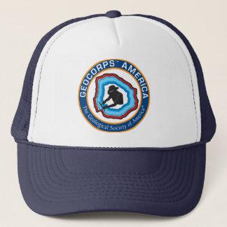 Gorra De Camionero Casquillo de GeoCorps América
