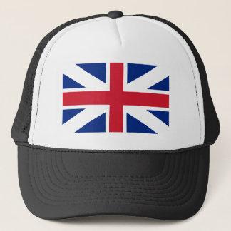 Gorra De Camionero Casquillo de Gran Bretaña - bandera de unión de
