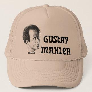 Gorra De Camionero Casquillo de Gustav Mahler