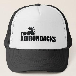 Gorra De Camionero Casquillo de los alces del Adirondacks