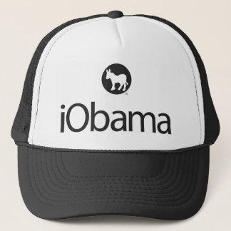 Gorra De Camionero casquillo del camionero del iObama