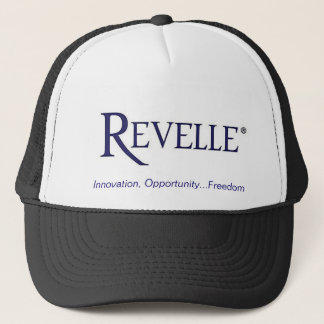Gorra De Camionero Casquillo del logotipo de Revelle