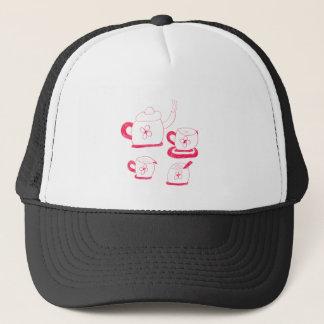 Gorra De Camionero Casquillo del tiempo del té
