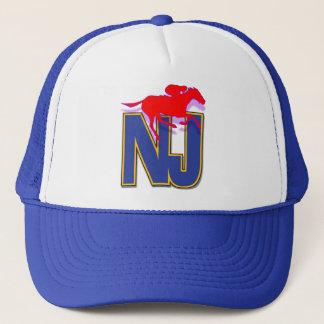 Gorra De Camionero Casquillo excelente de la cremallera de New Jersey