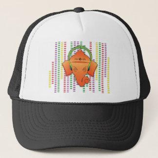 Gorra De Camionero Casquillo musical de Ganesh