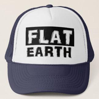 Gorra De Camionero Casquillo plano del camionero de la tierra