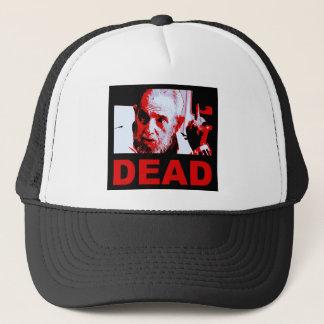 Gorra De Camionero Castro muerto (rojo)