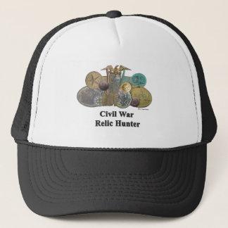 Gorra De Camionero Cazador de la reliquia de la guerra civil
