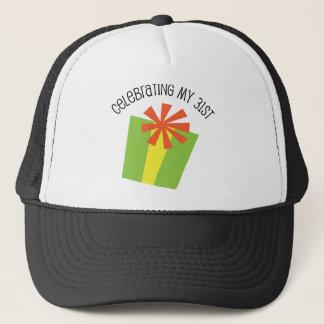 Gorra De Camionero Celebración de mi 31ro cumpleaños