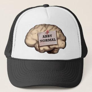 Gorra De Camionero Cerebro normal de Abby