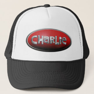 Gorra De Camionero Charlie de encargo