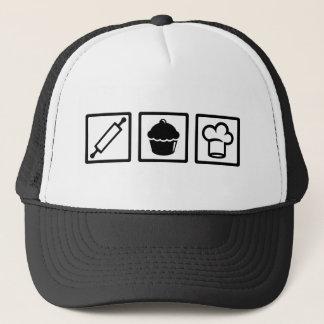 Gorra De Camionero Chef de repostería