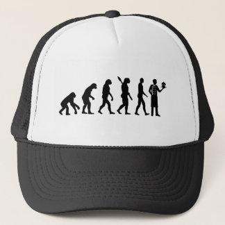 Gorra De Camionero Chef de repostería de la evolución