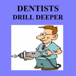Accesorios Chistes Del Dentista Zazzlees