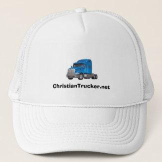 Gorra De Camionero ChristianTrucker.net