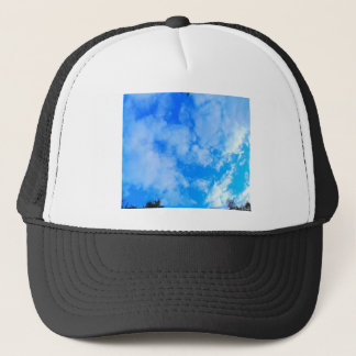 Gorra De Camionero cielo azul
