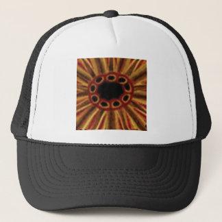 Gorra De Camionero círculos de centro del agujero