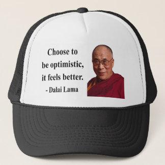 Gorra De Camionero cita 4b de Dalai Lama