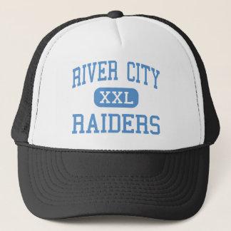 Gorra De Camionero Ciudad del río - asaltantes entrenados para la