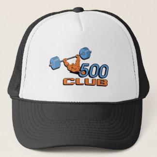 Gorra De Camionero Club 500
