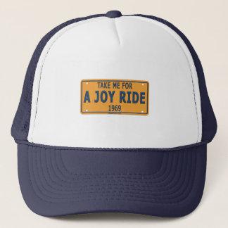 Gorra De Camionero Coche 1969 del paseo de la alegría