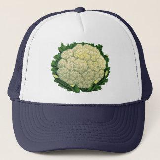Gorra De Camionero Coliflor de los Veggies de las verduras de la