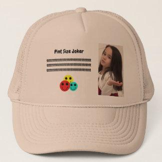 Gorra De Camionero Comodín del tamaño de la pinta: El trabajo del
