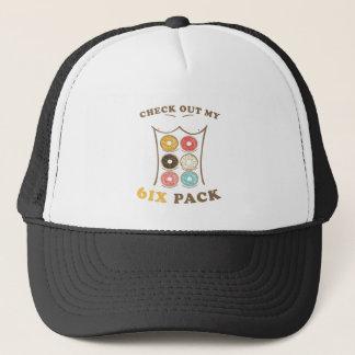 Gorra De Camionero Compruebe hacia fuera mi camisa del buñuelo del