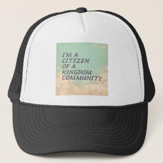 Gorra De Camionero Comunidad del reino