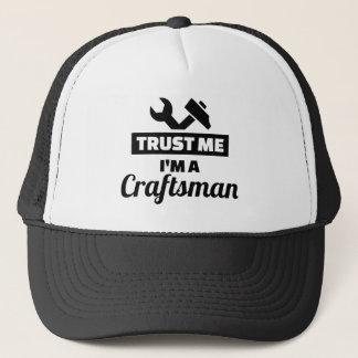 Gorra De Camionero Confíe en que yo es artesano