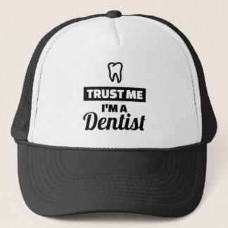 Gorra De Camionero Confíe en que yo es dentista