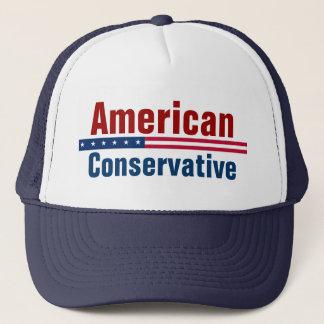 Gorra De Camionero Conservador americano